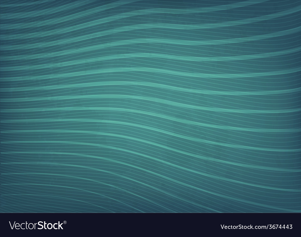 Blueeprint style waves package background vector | Price: 1 Credit (USD $1)