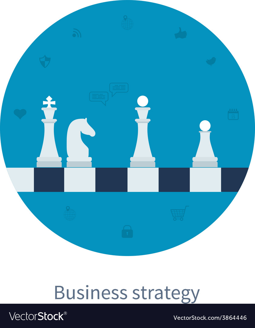 Concepts for business strategy vector | Price: 1 Credit (USD $1)