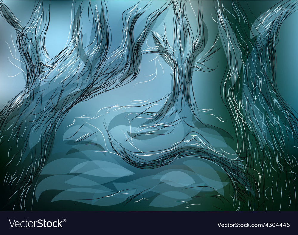 Lost forest vector | Price: 1 Credit (USD $1)