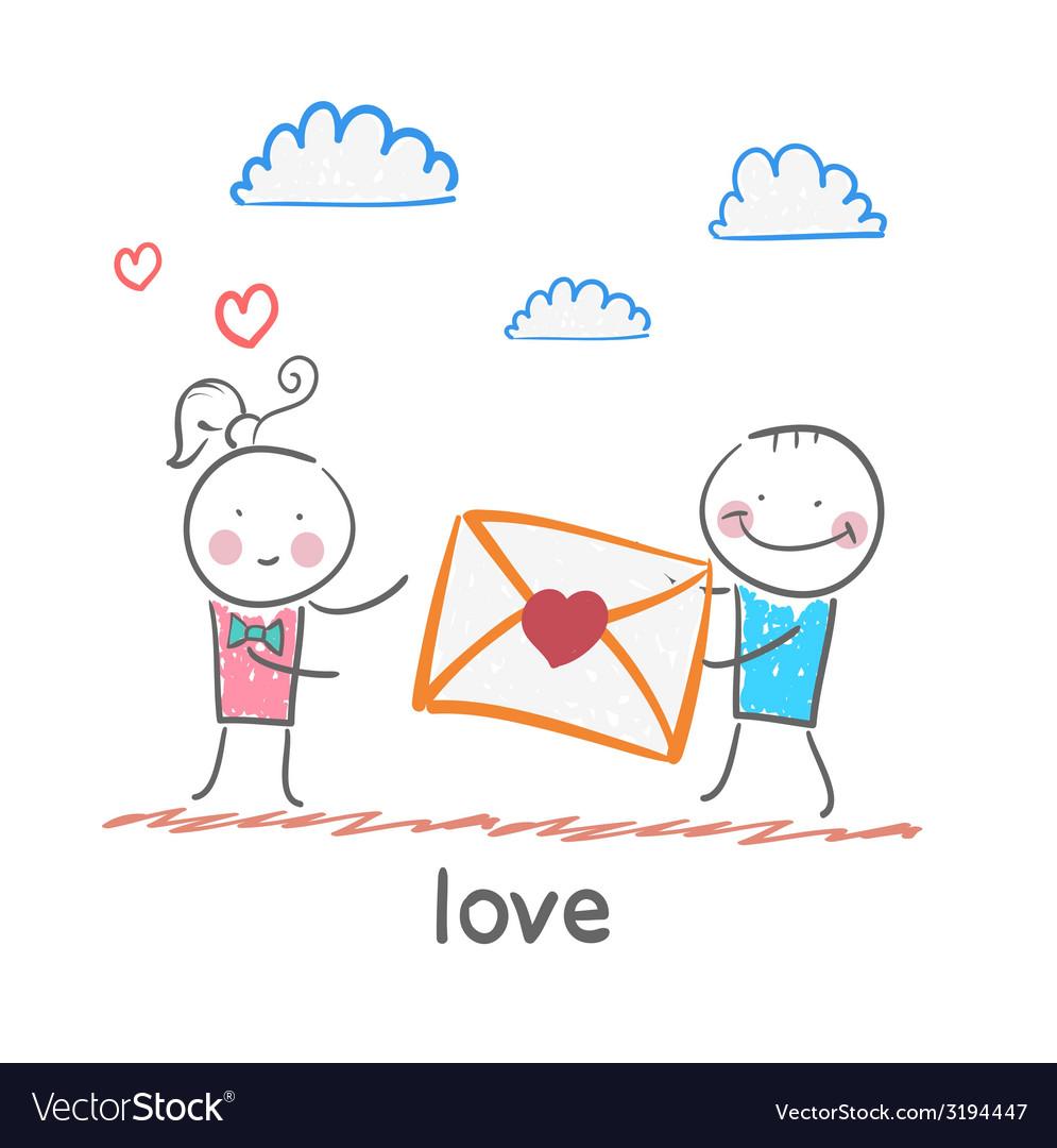 Love vector | Price: 1 Credit (USD $1)
