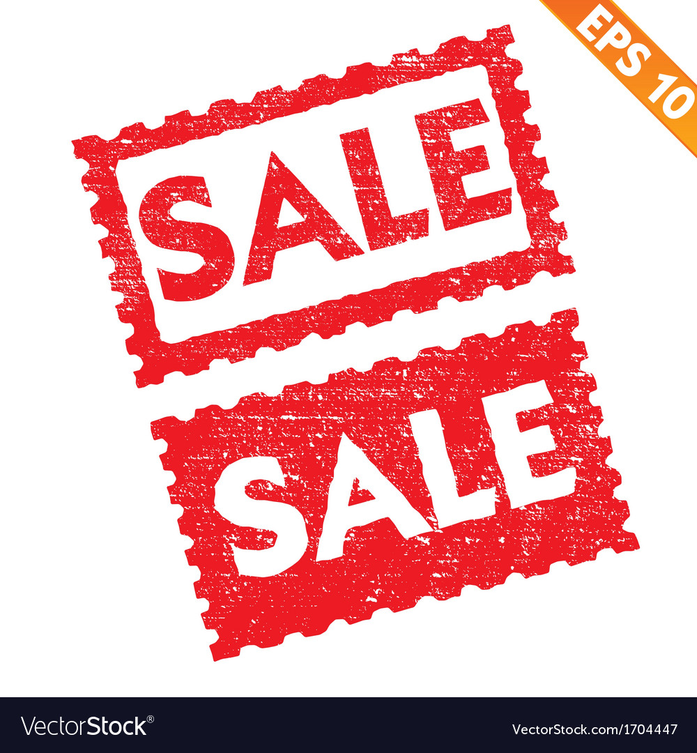 Stamp sticker sale tag collection - - eps10 vector | Price: 1 Credit (USD $1)