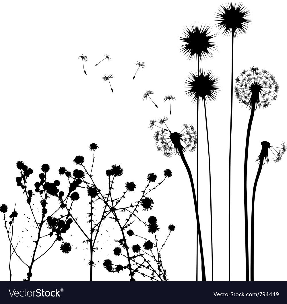 Collection for designers plant vector | Price: 1 Credit (USD $1)