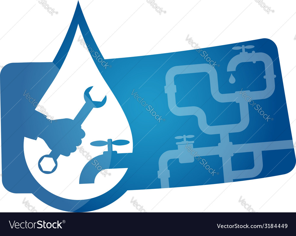 Repair plumbing vector | Price: 1 Credit (USD $1)