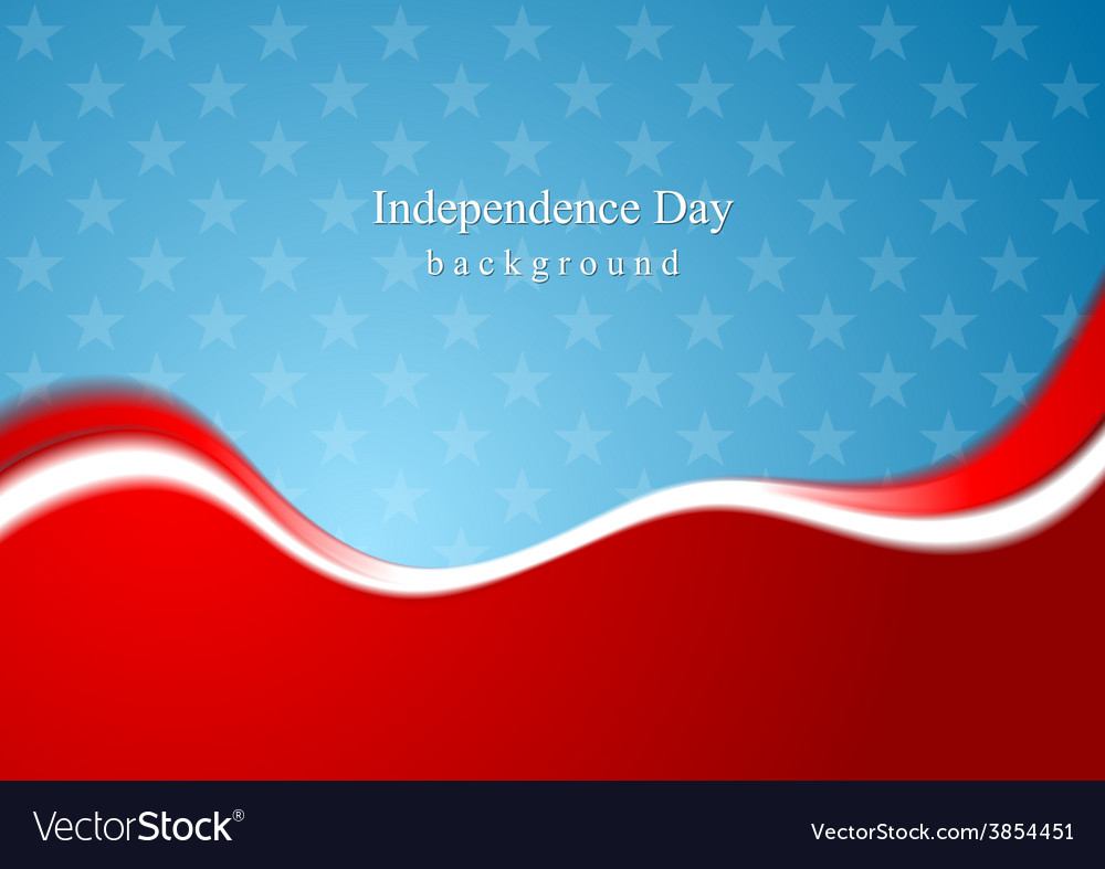Abstract usa colors background vector | Price: 1 Credit (USD $1)