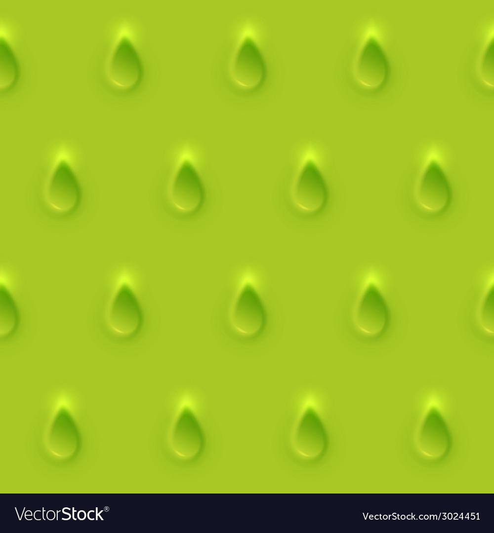 Seamless pattren rain from relief texture 3d vector | Price: 1 Credit (USD $1)