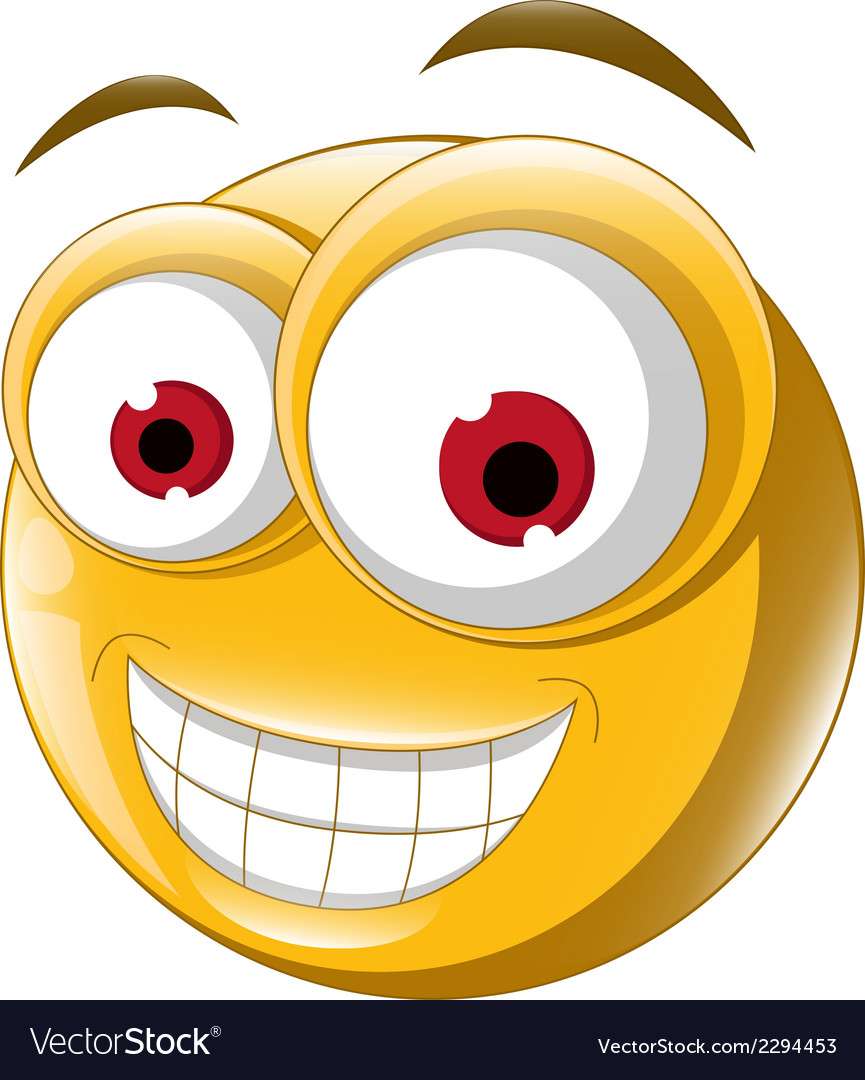 Emoticon smile for you design vector | Price: 1 Credit (USD $1)
