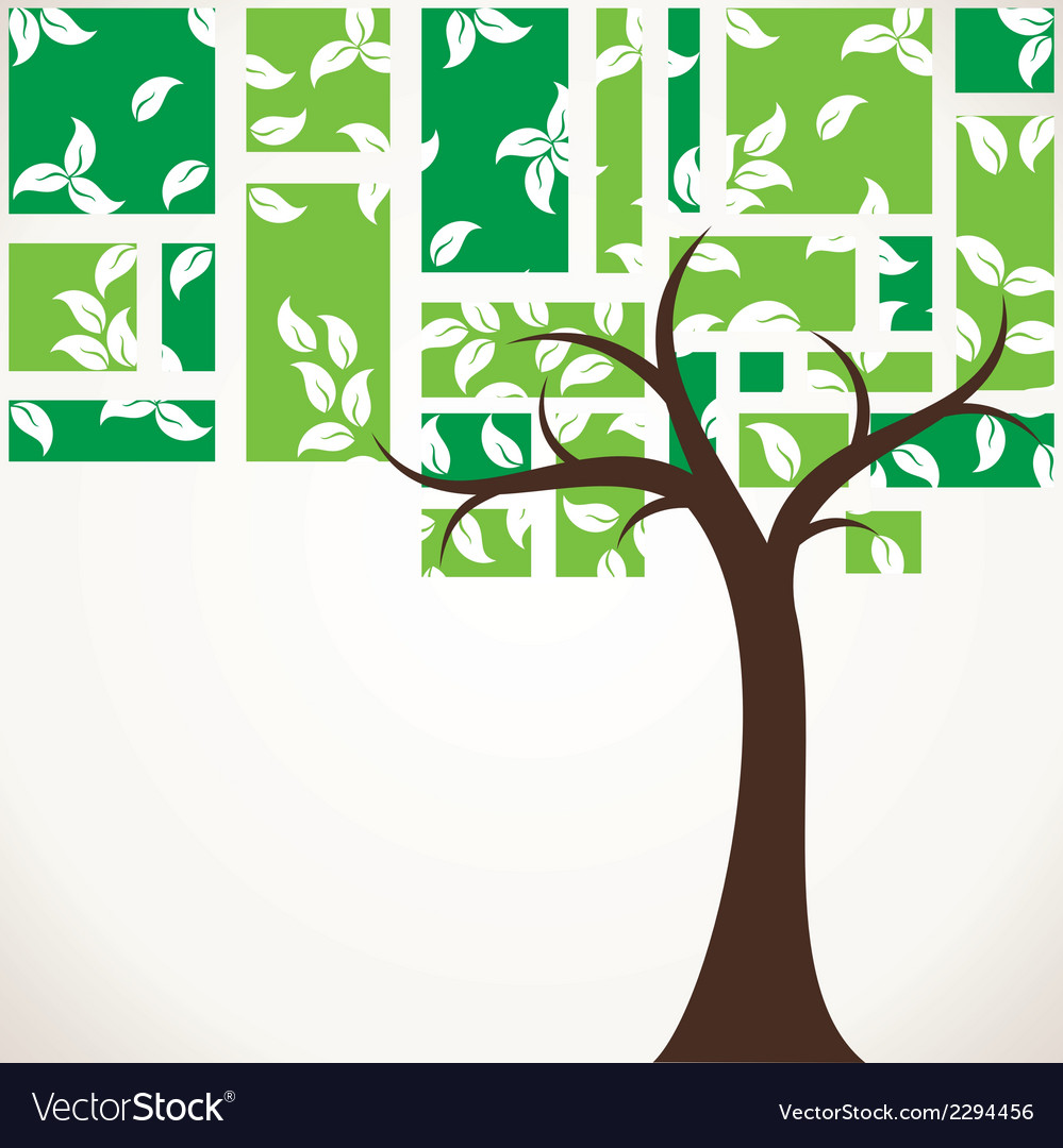 Abstract tree stock vector | Price: 1 Credit (USD $1)
