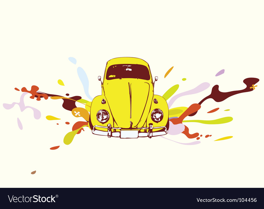 Beetle vector | Price: 1 Credit (USD $1)