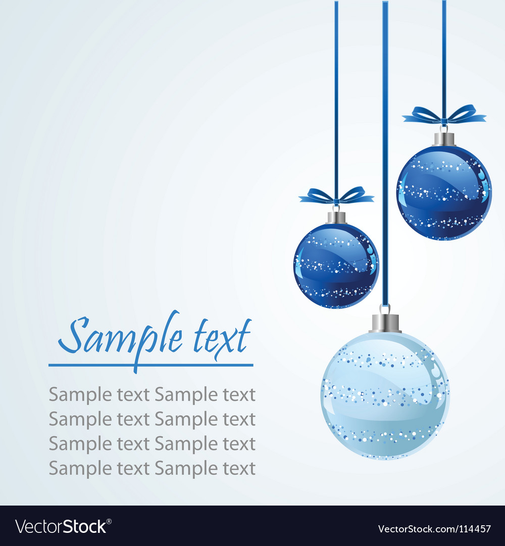 Christmas stripes and decorations vector | Price: 1 Credit (USD $1)