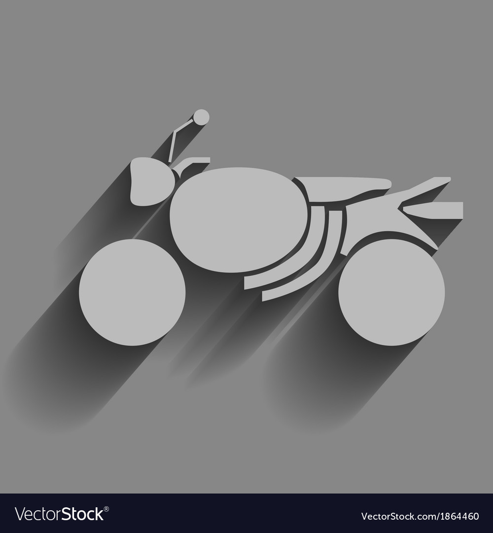 Motorcye vector | Price: 1 Credit (USD $1)