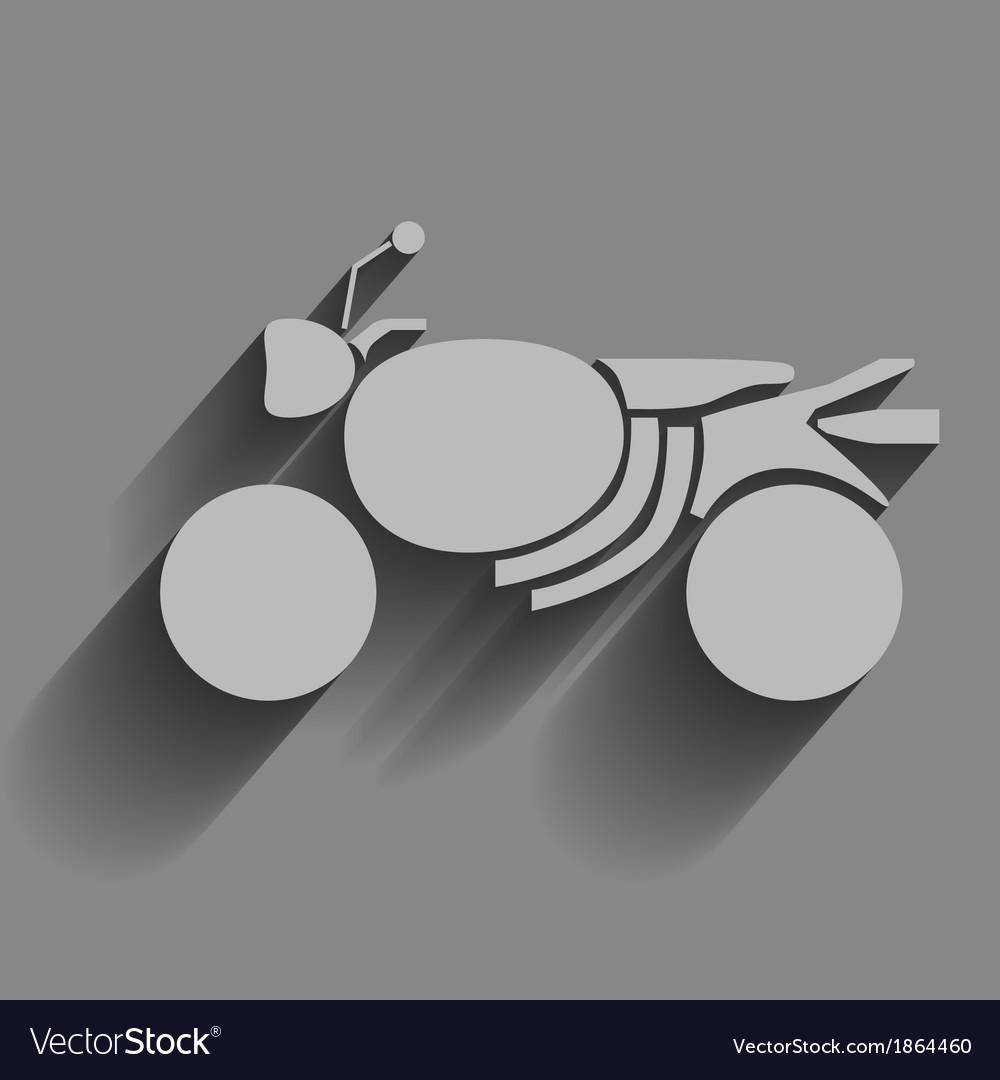 Motorcye vector | Price: 1 Credit (USD $1)