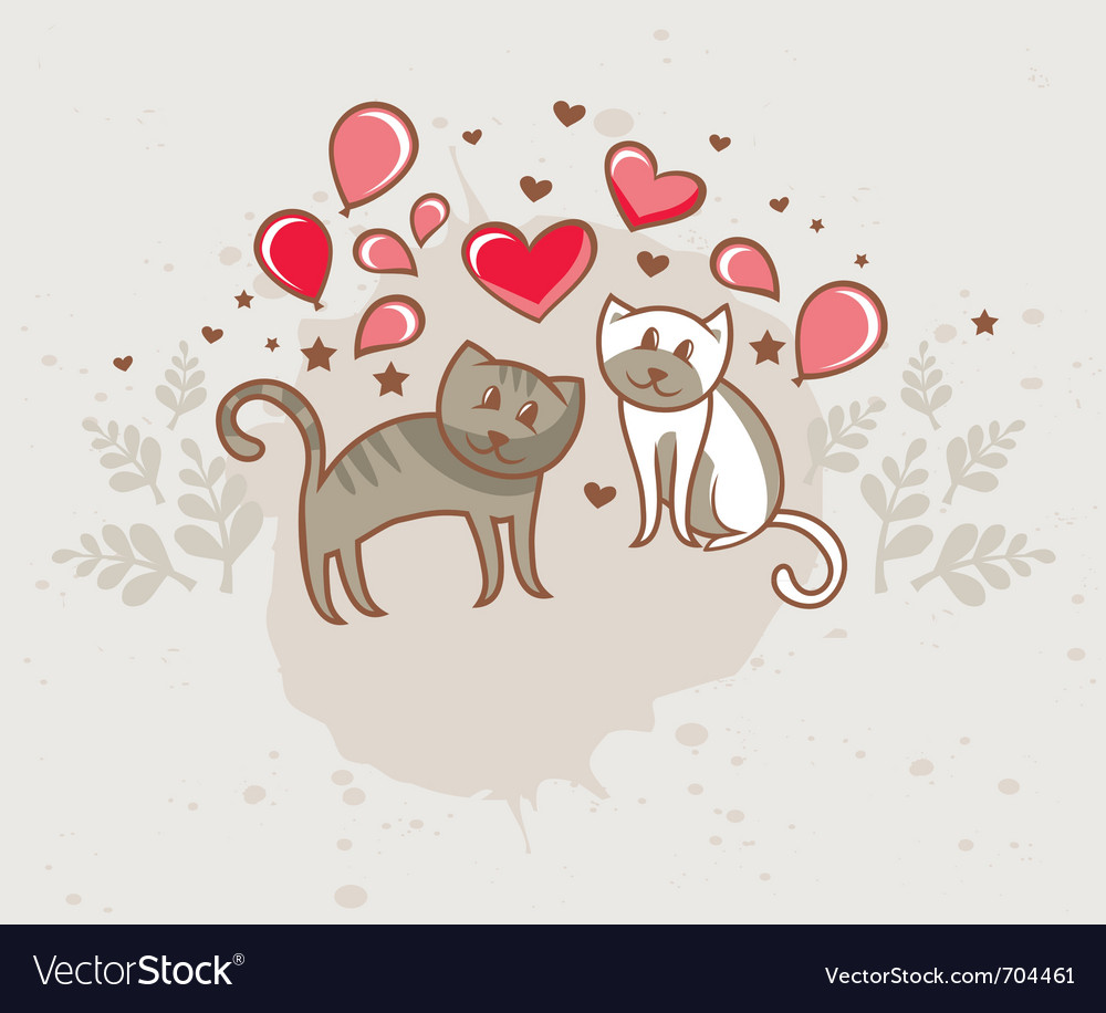Greeting card love vector   Price: 1 Credit (USD $1)