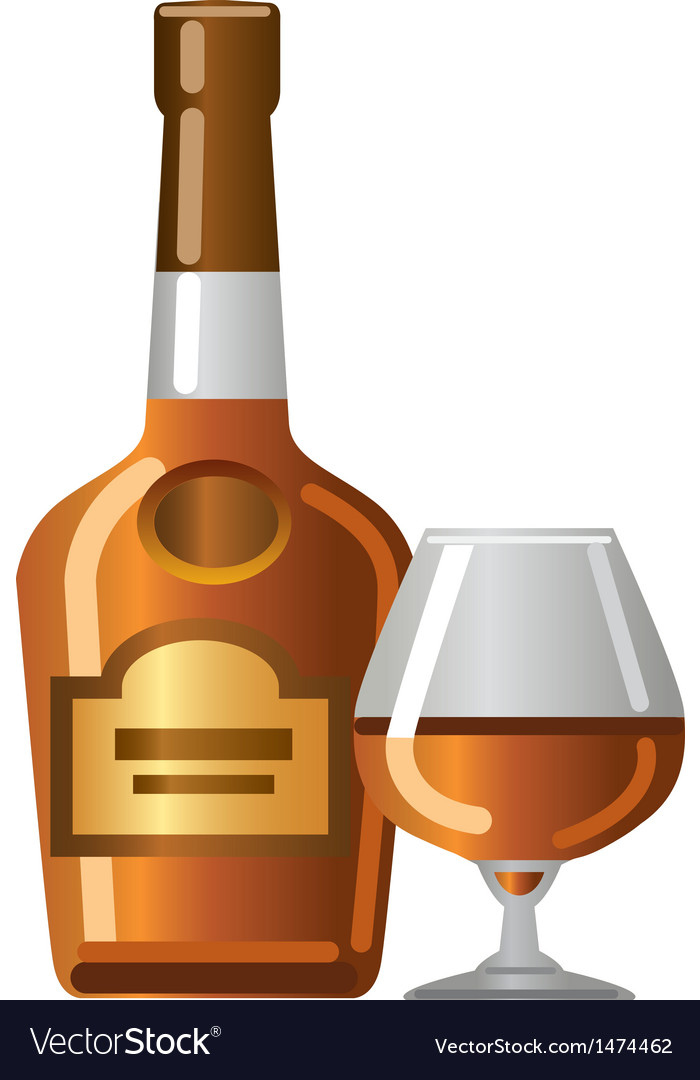 Cognac icon vector | Price: 1 Credit (USD $1)
