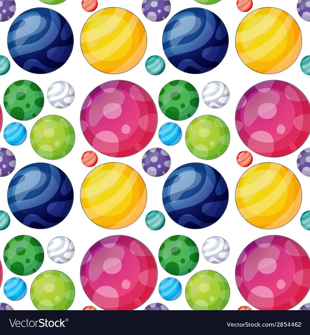 Seamless ball vector   Price: 1 Credit (USD $1)