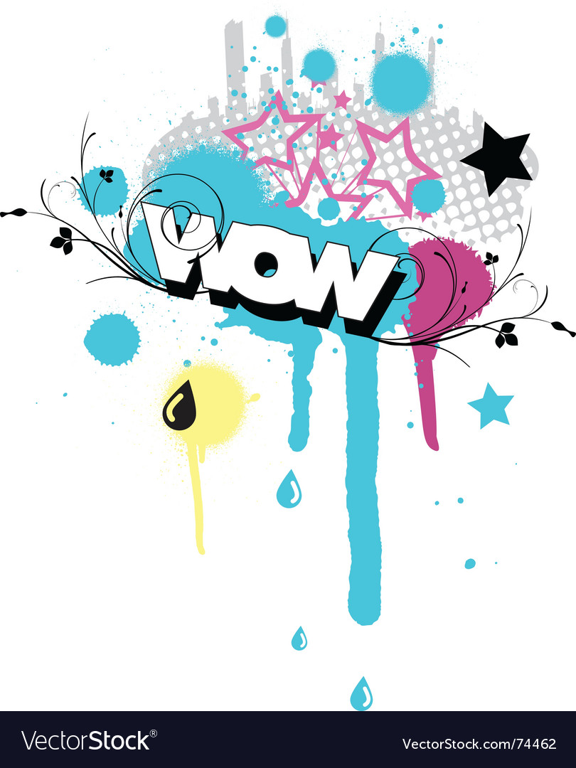 Wow vector | Price: 1 Credit (USD $1)