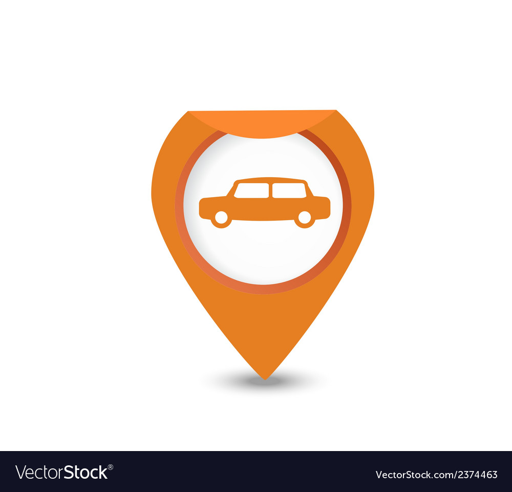 Pointer gps vector | Price: 1 Credit (USD $1)