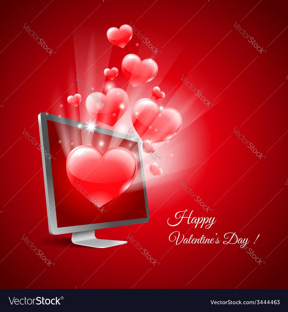 Virtual love vector | Price: 1 Credit (USD $1)