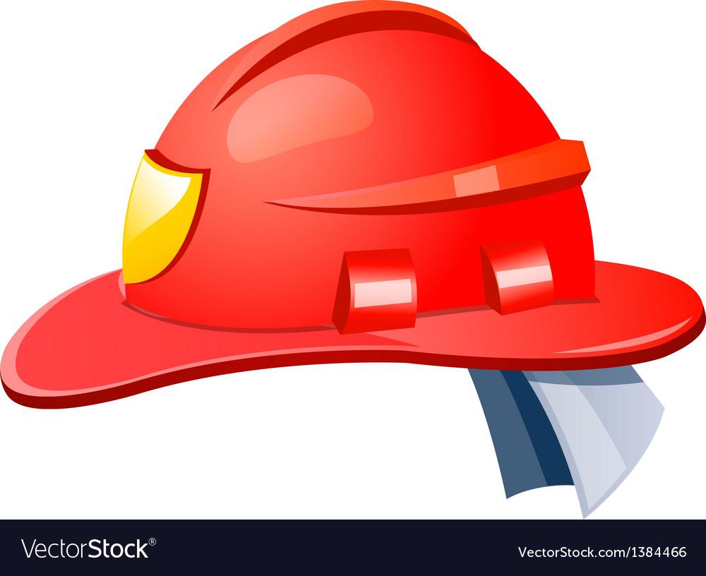 Icon safety helmet vector | Price: 1 Credit (USD $1)