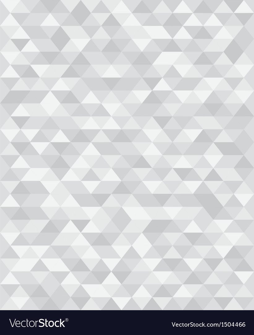 Silver abstract triangle pattern vector | Price: 1 Credit (USD $1)