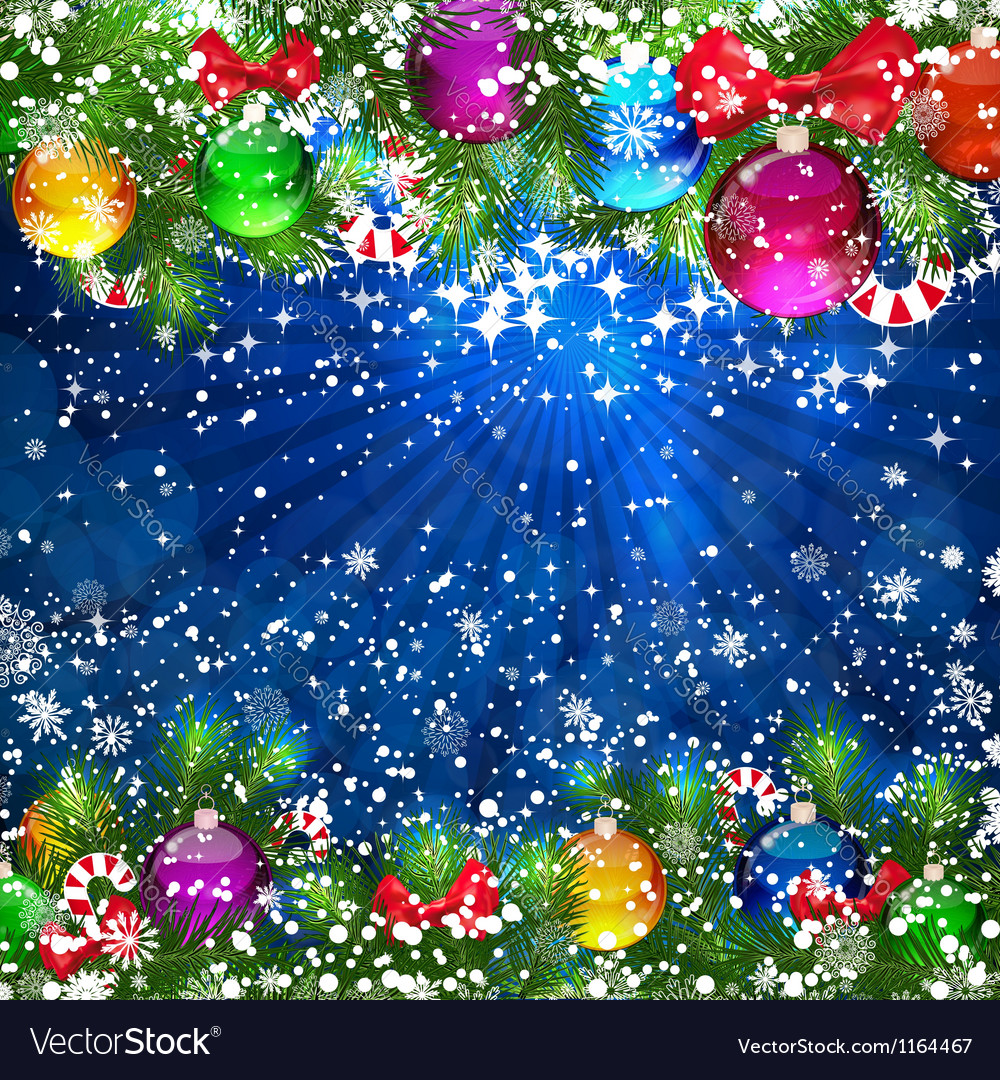 Christmas background vector   Price: 5 Credit (USD $5)