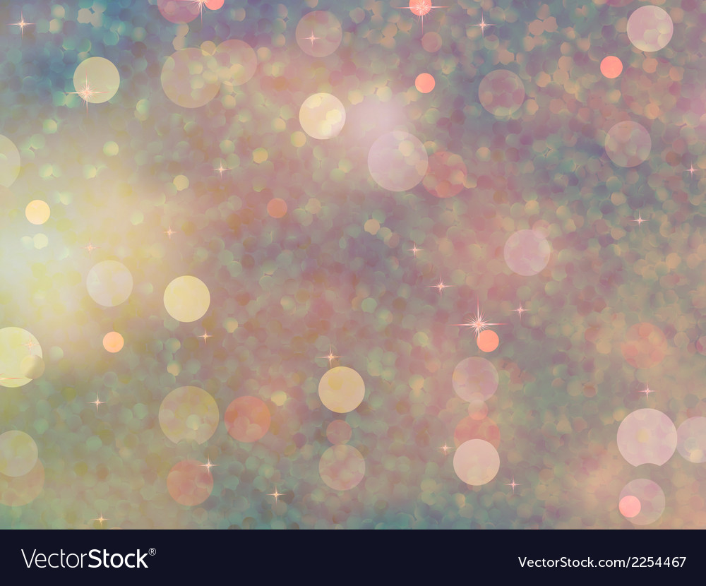Defocused beidge lights glitter eps 10 vector | Price: 1 Credit (USD $1)