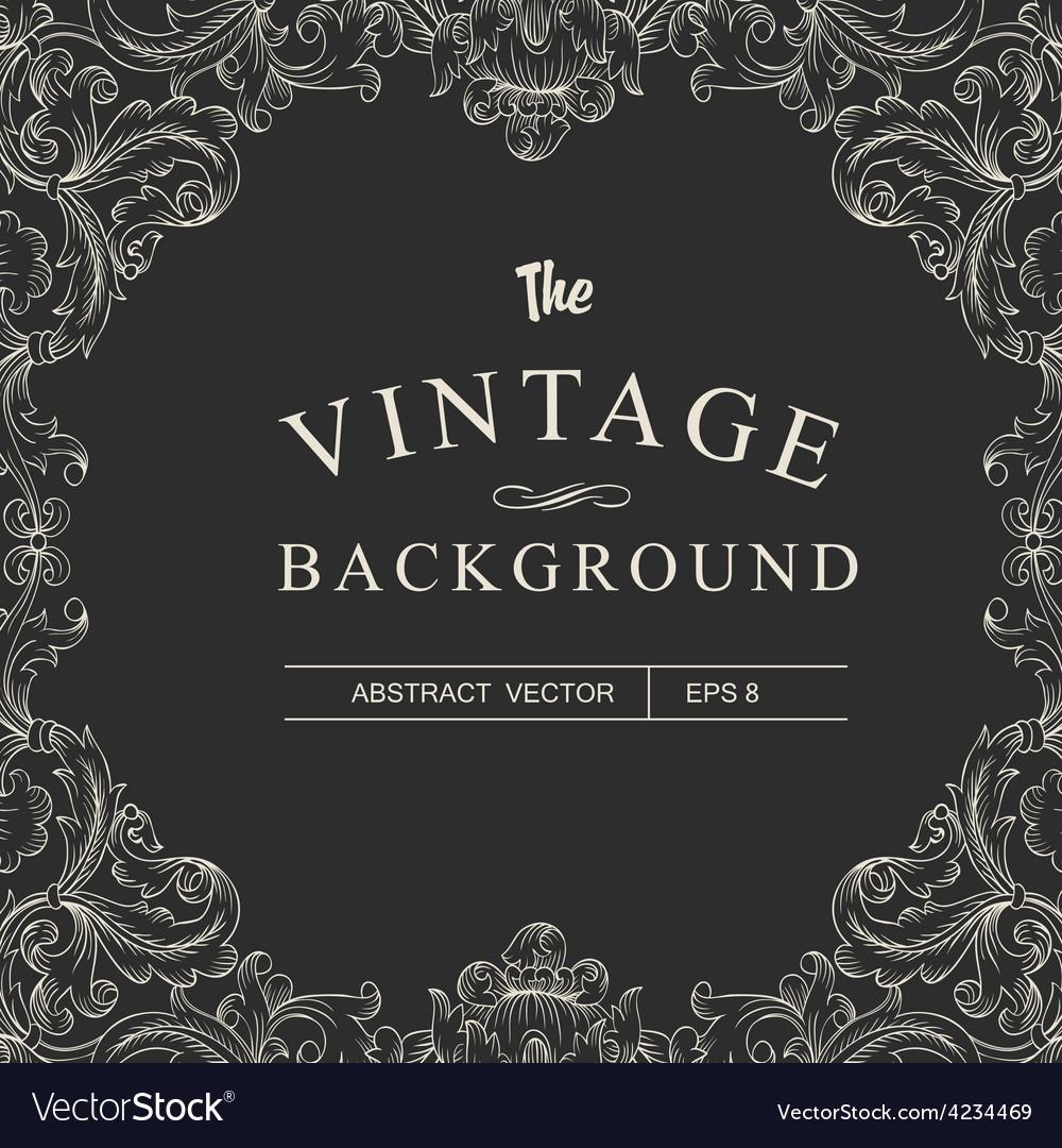 Vintage vector | Price: 1 Credit (USD $1)