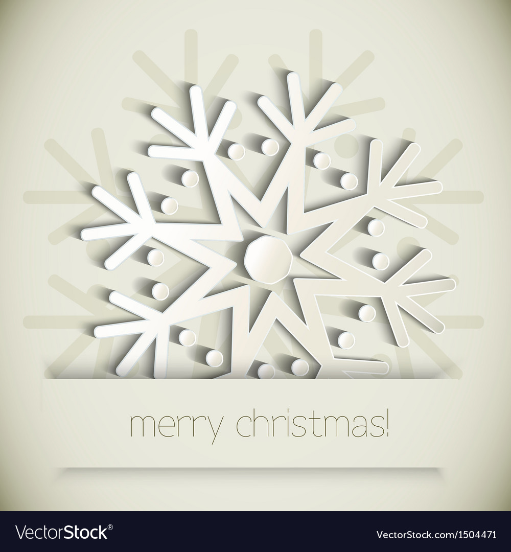 New year snowflakes vector | Price: 1 Credit (USD $1)