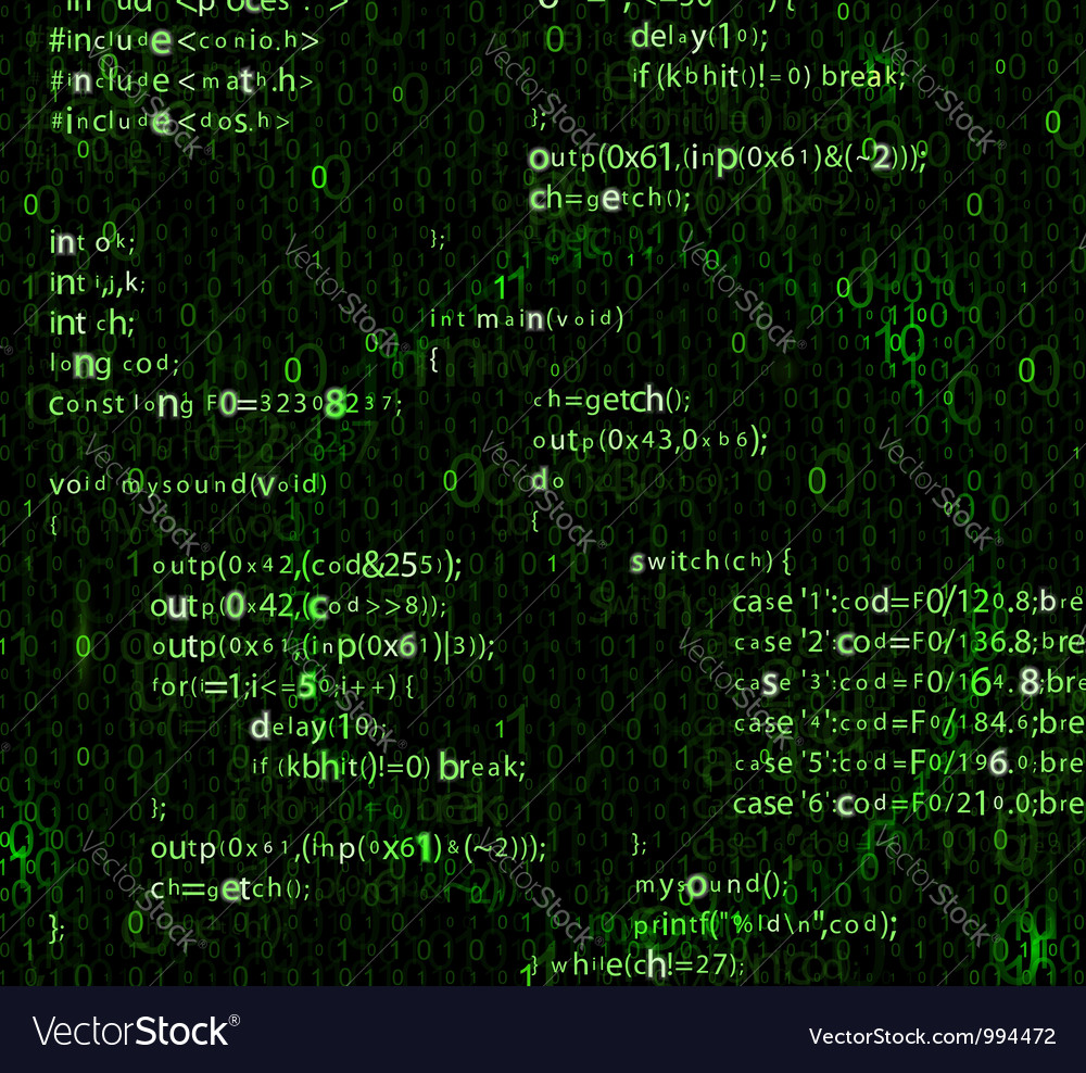 Background to the program vector | Price: 1 Credit (USD $1)