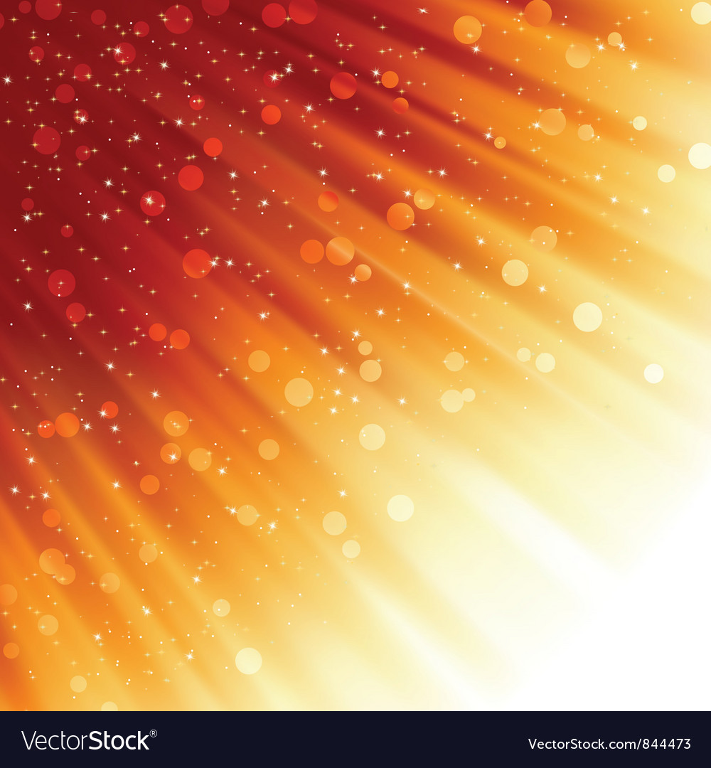 Red luminous rays vector | Price: 1 Credit (USD $1)