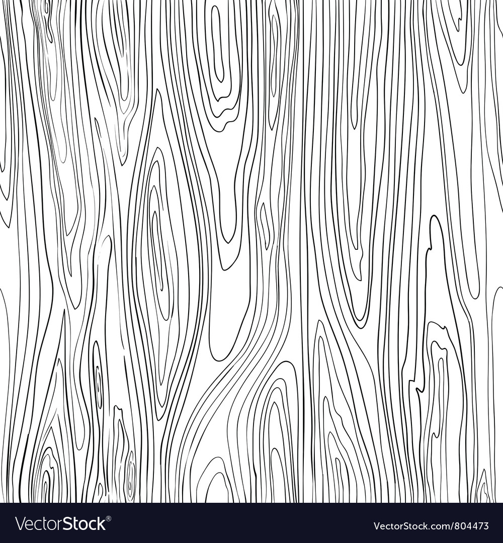 Wood seamless vector