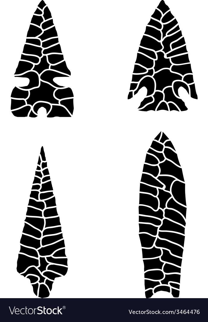 Arrowhead vector | Price: 1 Credit (USD $1)