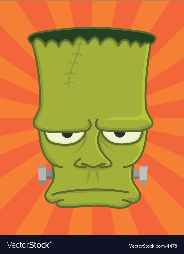 Frankensteins monster vector | Price: 1 Credit (USD $1)
