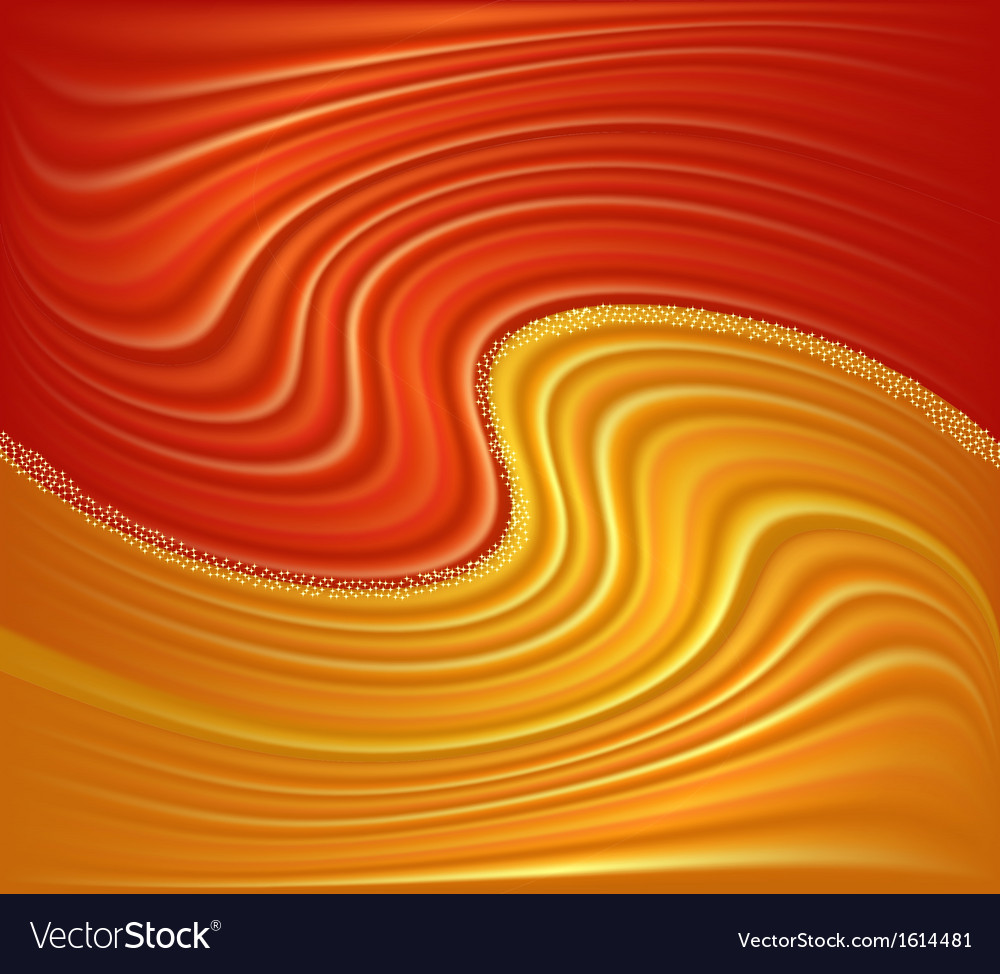 Abstract christmas wave background vector | Price: 1 Credit (USD $1)