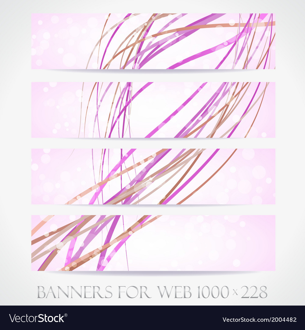 Banners for web collection14 vector | Price: 1 Credit (USD $1)