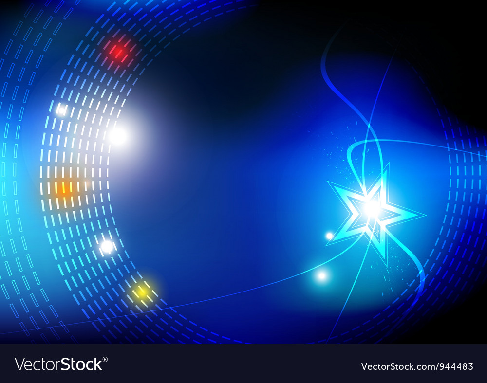 Starlight abstract background vector | Price: 1 Credit (USD $1)