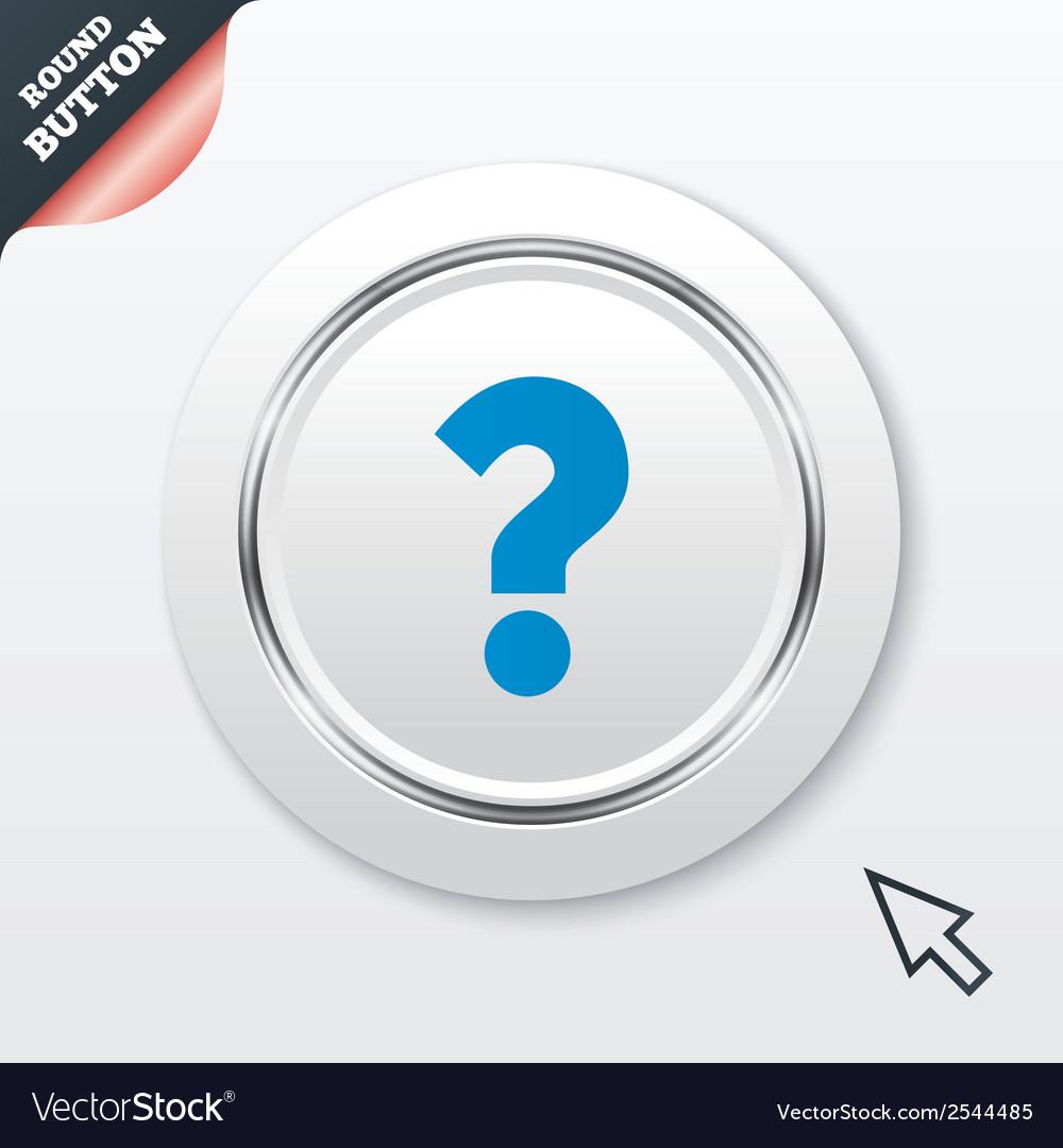 Question mark sign icon help symbol vector   Price: 1 Credit (USD $1)