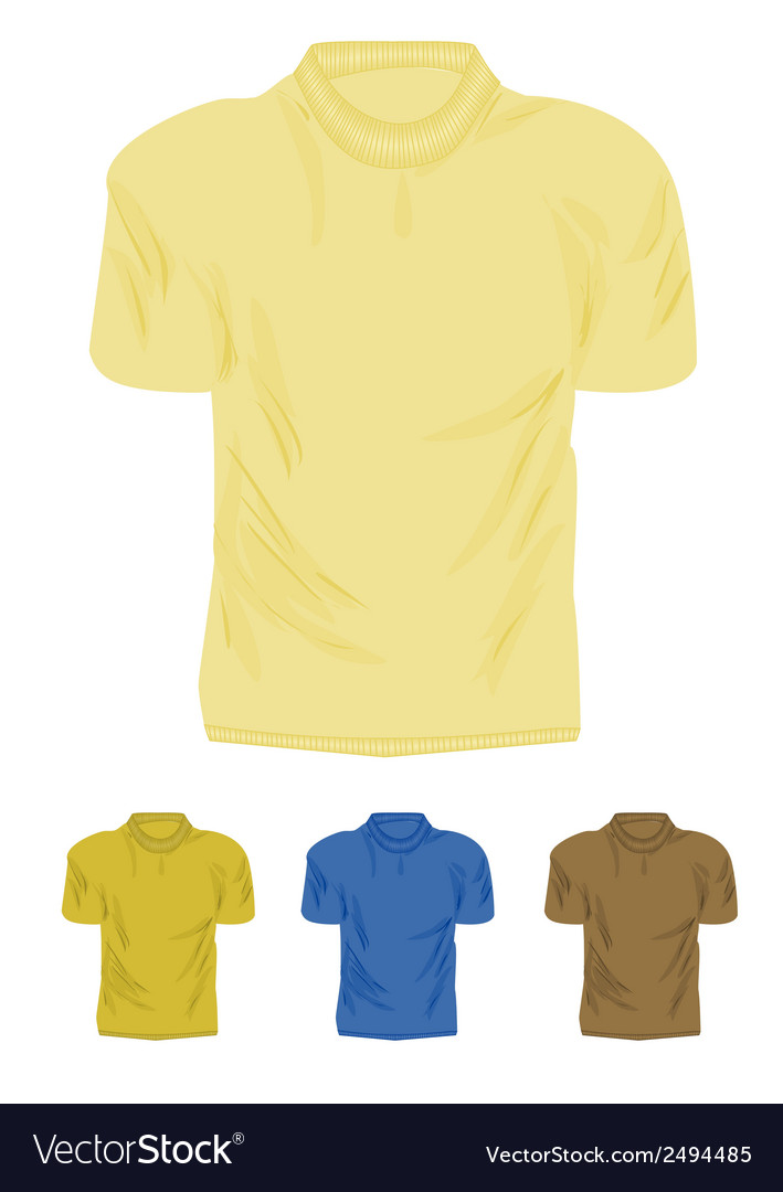 T shirt vector | Price: 1 Credit (USD $1)