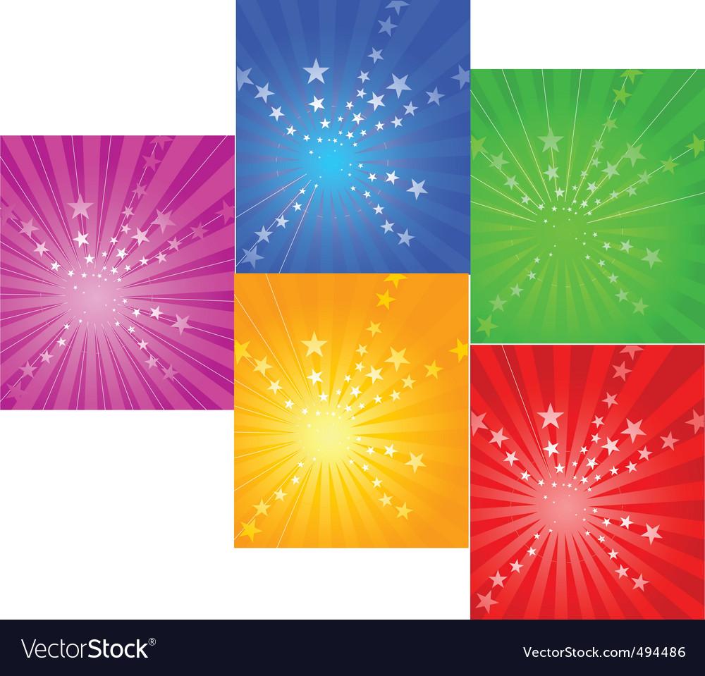 Stars cape vector | Price: 1 Credit (USD $1)