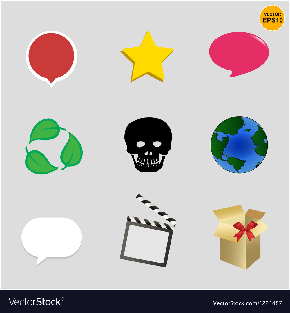 Mix object vector | Price: 1 Credit (USD $1)
