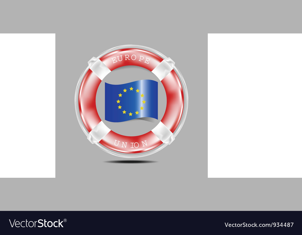 Save europe union vector | Price: 1 Credit (USD $1)