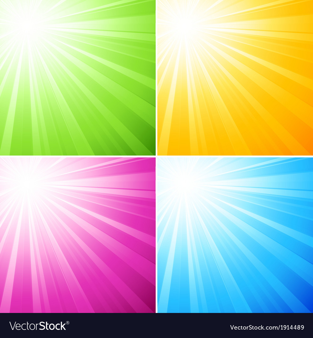 Abstract sunny light background vector | Price: 1 Credit (USD $1)