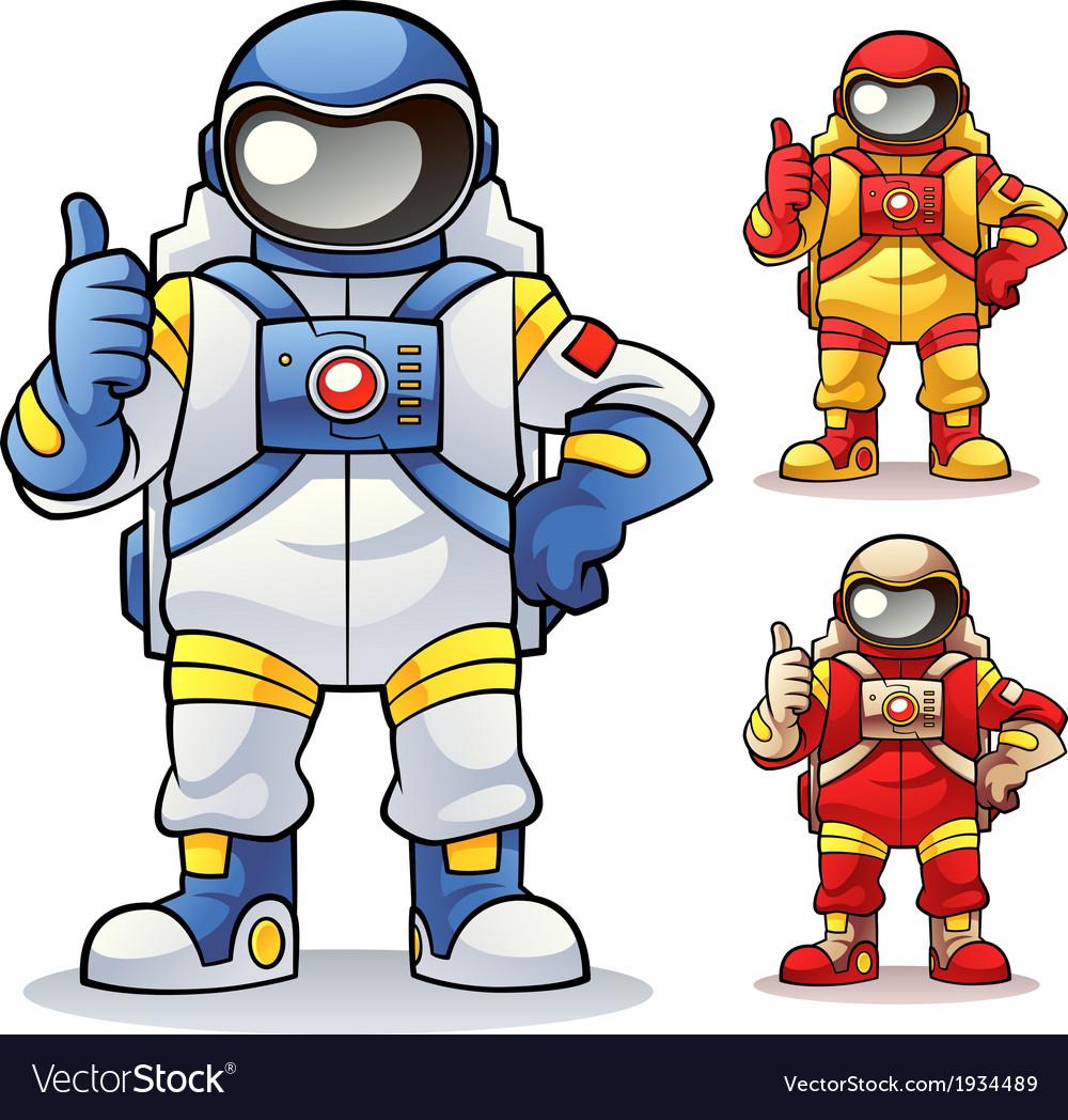 Astronaut vector   Price: 3 Credit (USD $3)