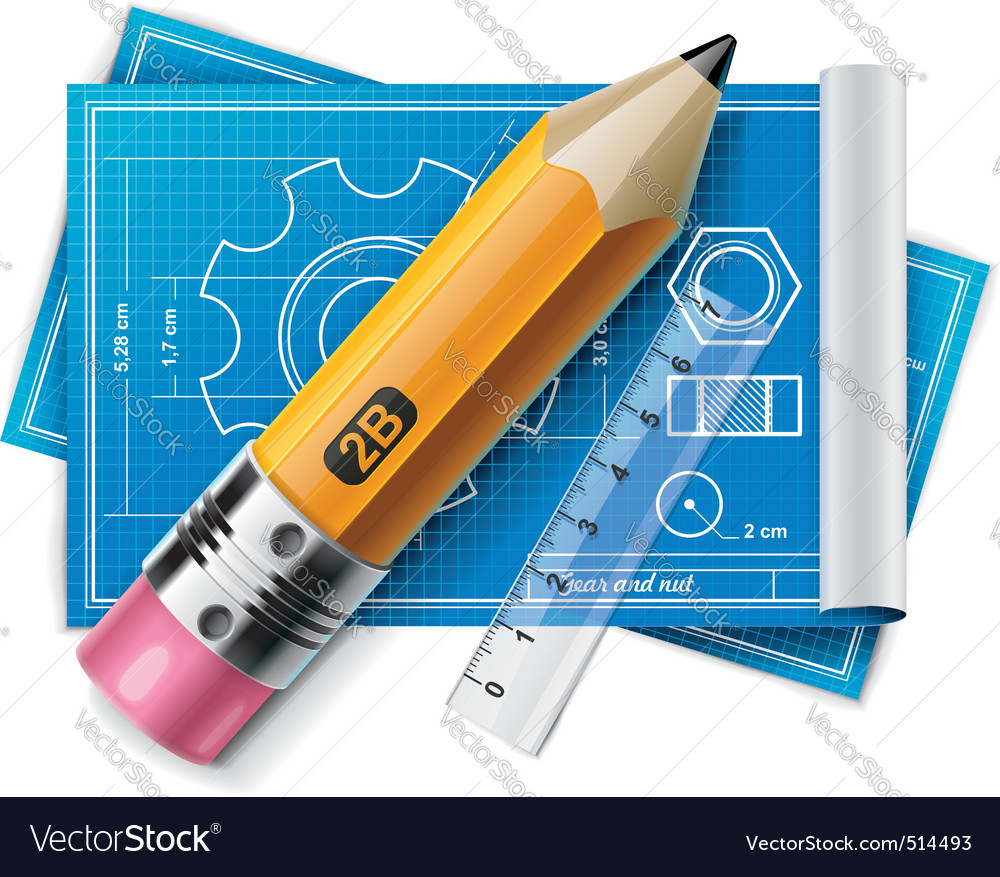 Technical drawing xxl icon vector | Price: 3 Credit (USD $3)