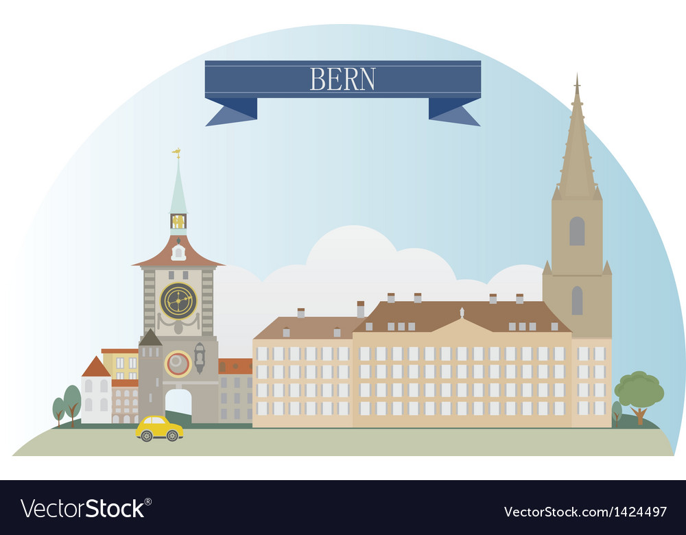Bern vector | Price: 3 Credit (USD $3)