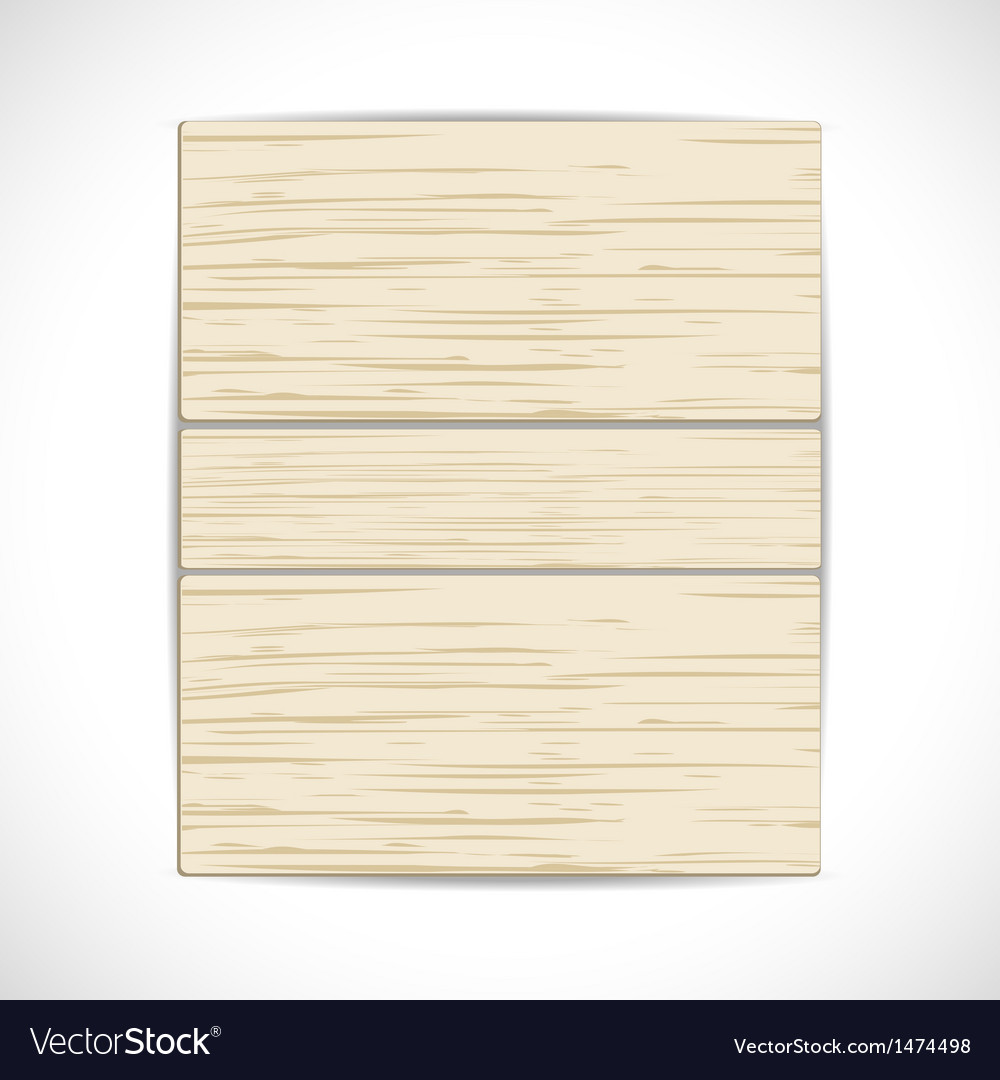 Wooden panel background vector | Price: 1 Credit (USD $1)