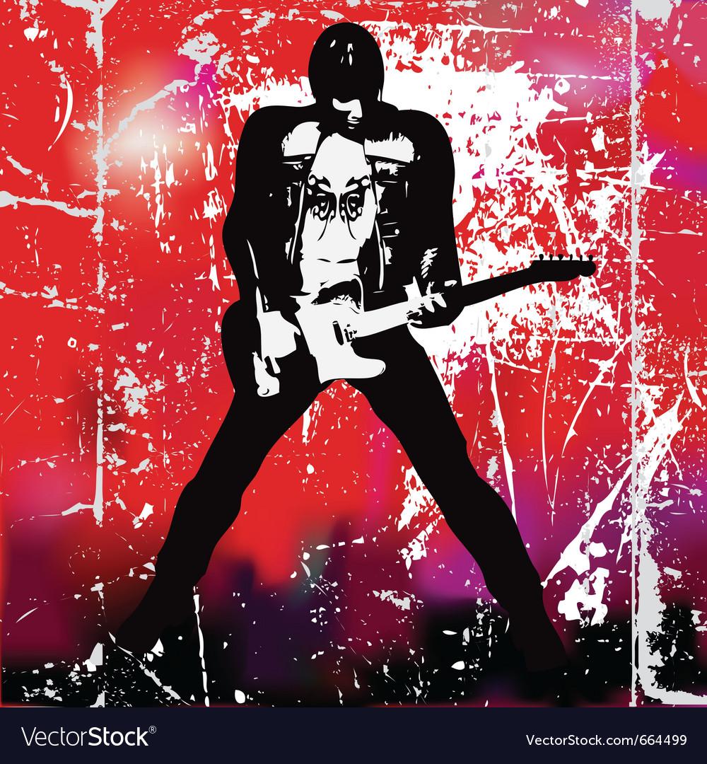 Guitarista vector   Price: 1 Credit (USD $1)