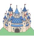 Castle vector