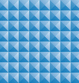 Triangle blue jewel texture seamless background vector
