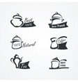 Cooking symbols vector