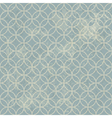 Grunge seamless vintage pattern geometric vector